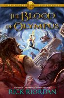 The blood of Olympus  Cover Image