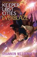 Everblaze Book cover