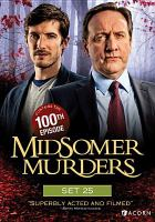 Midsomer murders. Set 25 Book cover