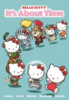 Hello Kitty. It's about time  Cover Image