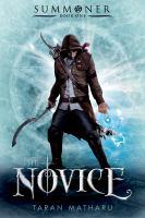 The novice Book cover