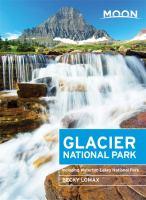 Moon Glacier National Park  Cover Image