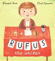 Rufus the writer  Cover Image