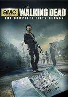 The walking dead. The complete fifth season  Cover Image