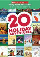 20 holiday adventures. Cover Image