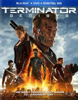 Terminator genisys  Cover Image