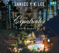 The expatriates : a novel  Cover Image