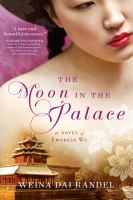 The moon in the palace Book cover