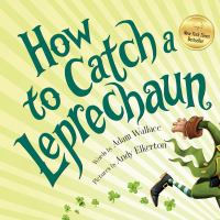 How to catch a leprechaun Book cover