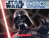 Star Wars phonics Book cover