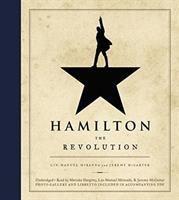Hamilton : the revolution  Cover Image