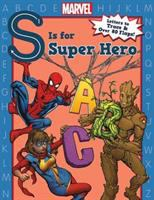 S is for super hero Book cover