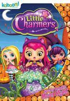 Little Charmers. Spooky pumpkin moon light Book cover