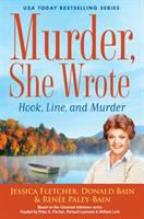 Hook, line, and murder Book cover