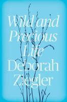 Wild and precious life  Cover Image
