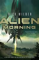 Alien morning Book cover