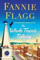 The whole town's talking : a novel Book cover