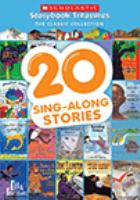 20 sing-along stories. Book cover