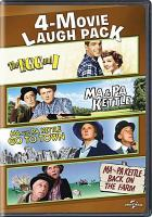 The egg and I ; Ma & Pa Kettle ; Ma and Pa Kettle go to town ; Ma and Pa Kettle back on the farm  Cover Image