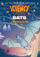 Bats : learning to fly Book cover