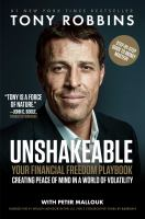 Unshakeable : your financial freedom playbook  Cover Image