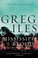 Mississippi blood Book cover