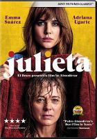 Julieta  Cover Image