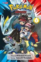 Pokémon adventures. Black 2 & White 2 Book cover
