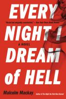 Every night I dream of hell  Cover Image