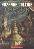Gregor the Overlander Book cover