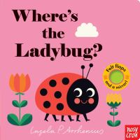 Where's the ladybug? Book cover