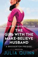 The girl with the make-believe husband  Cover Image
