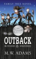 Outback : Bothers & sinisters  Cover Image