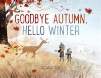Goodbye autumn, hello winter Book cover