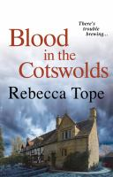 Blood in the Cotswolds  Cover Image