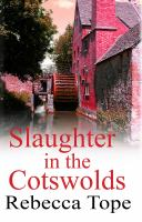 Slaughter in the Cotswolds  Cover Image