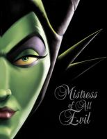 Mistress of all evil : a tale of the dark fairy Book cover