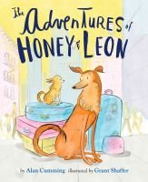 The adventures of Honey & Leon Book cover