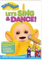Let's sing & dance!  Cover Image