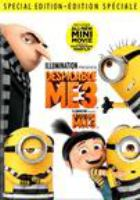 Despicable me 3 = Detestable moi 3  Cover Image