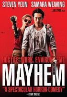 Mayhem Book cover