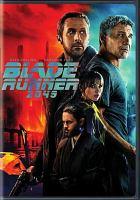 Blade runner 2049  Cover Image