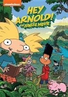 Hey Arnold! The jungle movie Book cover