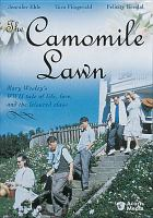 The camomile lawn Book cover