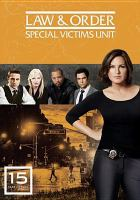 Law & order, special victims unit. Year fifteen. Cover Image