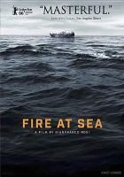 Fire at sea  Cover Image