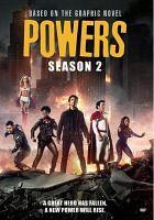 Powers. Season 2. Cover Image