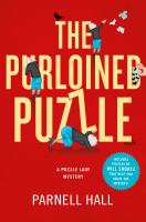 The purloined puzzle : a puzzle lady mystery  Cover Image