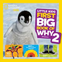 Little kids first big book of why 2 Book cover