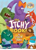 The itchy book! Book cover